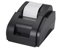 Wholesale USB Mini mm POS Printer Line Thermal Dot Receipt Bill Printer Set W Roll Paper