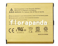 Wholesale 2015 replacement battery For Samsung Galaxy S4 High Capacity Gold mAh V