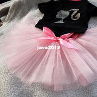 FreeShipping Новая собака Пачка платье Pet Cat Bowknot кружева юбка принцессы юбка Щенок платье Одежда DropShipping