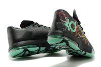 Low Cut Men  Men s Sports Shoes GS Kevin Durant VI's KD6 Illusions NIB Multi Glow-Black Retro Basketball Shoes Air Kd 6 Vi Illusion Nola Gumbo Trainers