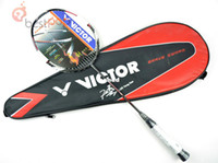 Wholesale Victor BRS Carbon badmonton racket brave sword rackets high end badminton racquet