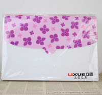 Wholesale Han sweet time A4 folder folder multifunctional organ bags paper bag pieces