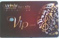 Wholesale 2015 best sale full color printing pvc vip card member card china supplier pack of