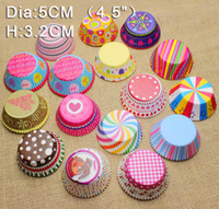 Wholesale Cupcake Liners Cupcake Wrappers Baking Cups Muffin Cups Mix designs