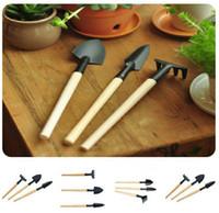 Wholesale Mini Tool Garden Hoe Set Small Shovel Sppittle Tools
