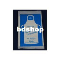 coverall apron apron - Disposable aprons plastic apron disposable single meal aprons independent packaging box