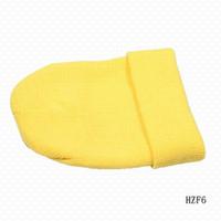 Wholesale 10pcs Yellow Color Acrylic Knitting Great Charm Plain Stitch Casual Unisex Skullies amp Beanies Cap Hat HZF6