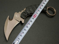 Cheap Fixed Blade 2014 Fox claw knife Best China  2014 karambit knife