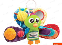 baby mobile pictures - Lamaze Jacques the Peacock baby toys hang bell mobiles for education