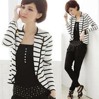 Womens Cotton Blazer Jacket