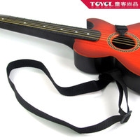 Wholesale Toy small guitar suspenders halter neck ukulele