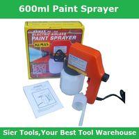 Mini Spray Gun Paint Spray Gun 600 ml 600ml Electricl Spraying Gun Airless Spray Gun Washing Gun Free Shipping By China Air Post