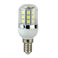 Wholesale Free Shippping W LED Corn Light E14 SMD5050 Energy Warm Cold White L2023