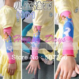 Wholesale Via Fedex EMS Kids Seam Tattoo Sleeves Children Tattoo Arm Sleeves Fake Tattoo Sleeves Body Art