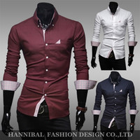 Designer Clothes For Men Asia Korean Slim Design Formal
