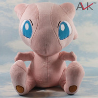 Wholesale Anime Poke Pikachu Character quot Mew Plush Toy Stuffed Animal Doll Mewtwo Retail