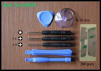 Wholesale 100 set piece set Repair Opening Tool Kit With Point Star Torx Screwdriver M gum iPhone htc nokia Samsung LG Motorola