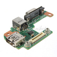 Wholesale DC POWER CRT VGA JACK USB BOARD USB For Dell Inspiron Laptop N5110 IF05