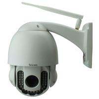 Wholesale Wireless HD x Optical Zoom PTZ IP Camera P2P Outdoor PTZ Camera P2P Wifi Security IP Camera