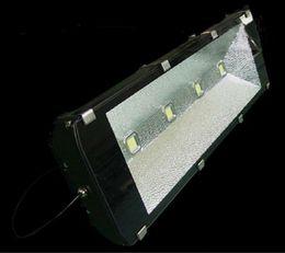 3x80w 320W led flood light industrial lighting outdoor sports court yard parking lighting bridgelux45mil meanwell driver 2years warranty