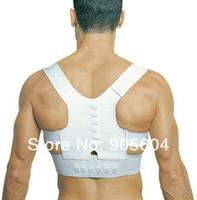 back and shoulder support - 2014 new shaper for women men bodybuilding and fitness top quality Shoulder posture corrector back support