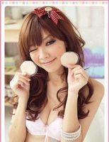 Cheap bra Free Shipping Nipple Silicone Pad Nipple Cover Nipple Pad Skin Adhesive Reusable Gel Petals 300pair lot