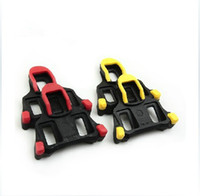 Wholesale new cycling shoes Accessories Road bicycle self locking pieces bike pedal lock card pair SM SH11 SPD SL