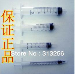 Wholesale ml subpackage tools perfume subpackage tool essential oil subpackage tool plastic Syringe