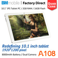 Cheap Under $300 tablet Best BMmobile 10 inch tablet pc