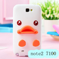 The new lovely big yellow duck bracket Cute Cartoon Silicone...