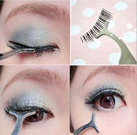 Fedex Free Shipping False Eyelashes Extension Stainless Auxi...