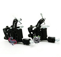 2 Pieces handmade - Coils Tattoo Machine Coil High Quality Tattoo Machines For Tattoo Needle Ink Cups Tips Kit Hot Sale