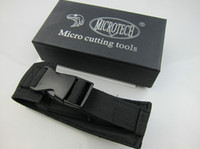 Wholesale new hot sale microtech knife OTF knife A07 Troodon single blade with fine edge knives best gift L