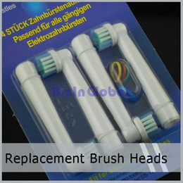 Wholesale 2015 hot sale high quality pack NEW Electric Toothbrush Heads Replacement Vitality Precision