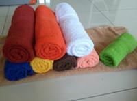 rectangle cotton beach towel - large bath towel cotton beach towel X140cm mix