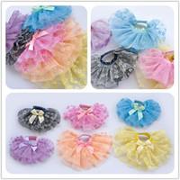 Wholesale 14009 Petco Pet Products Pet Clothes Dog Clothes Dog Clothing Apparel More Color Mixture Tutu Dress Skirt