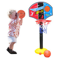 Balls 3 & 4 Years Boys Hot sale child basketball outdoor toys baby classic household indoor shooting frame