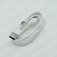 For Samsung   For Samsung Galaxy Note 3 III N9000 N9005 N9006 USB 3.0 Micro Charger Cable Data Sync Charging Cord Adapter Connector