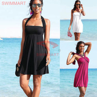 Wholesale 2014 new Summer dress Multi purpose Women Sexy Dress Bikini Suits Beach Skirt Casual Dresses Sexy Swimwear Ladies Cover Up Beachwear