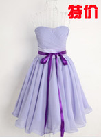 Reference Images Sweetheart Chiffon In Stock Cheap New Short Mini Sexy Cocktail Dresses Strapless Chiffon Prom Homecoming Party Bridesmaid Dresses Special Occasion Dresses