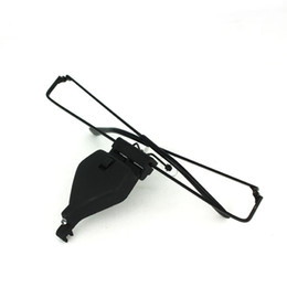 Wholesale 9157 Hands Free Glasses Magnifier With LED Lamp Magnifying Glasses AAA Quality