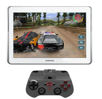 Wholesale Wireless Bluetooth Game Pad Controller Joystick for iPhone iPad Android Black