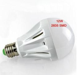 Promotion e27 ce smd 12W E27 SMD 5730 LED Globe bulle lumières lampe 33leds éclairage 110V 220V super lumineux ampoules chaud blanc blanc frais CE ROSH 10pcs / lot- Express