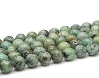 Wholesale Size mm mm mm mm mm fashion Nutural stone cabochon africa jade gemstones Diy craft making shamballa beads GB001