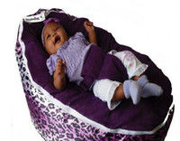 Wholesale Hot Promotion Baby seat baby bean bag hot sell zeba puler beanbag chair without filling