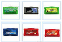 Wholesale New Video Games for Gameboy Adcance Game Boy Advance GBA games Hottest Poke Mix order