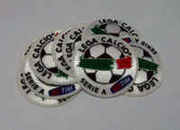 Wholesale Lega Calcio Serie A TIM soccer patch soccer Badges