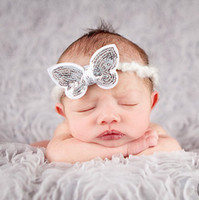 baby list - Europe and America New listing sweet baby headband Accessories fashion bow knot headband flower Accessories