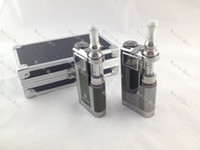 Single Green Metal Genuine Innokin iTaste VTR E Cig Starter Kit Variable Voltage Wattage LED Screen Battery Mod With iClear 30S Dual Coil Atomizer Gift Package