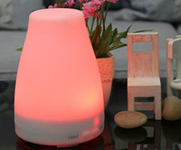 Wholesale ultrasonic humidifier aromatherapy diffuser essential oil diffuser